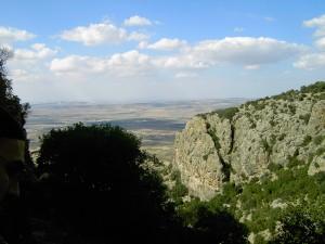 Du sommet de Zaghouan